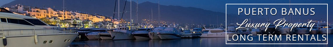 puerto banus long term rentals
