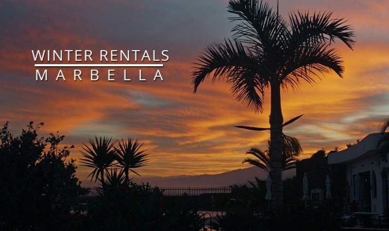 Winter Lets Marbella - Winter rentals around Marbella